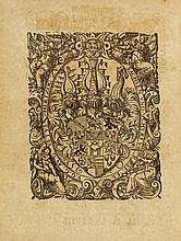 SACHSEN - Faust, Lorenz. Erklerung des Fürstlichenn Stammbaums aller Hertzo