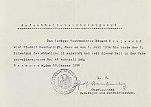 Stauffenberg, Claus Schenk Graf von, Offizier u. Hauptakteur des 20. Juli (
