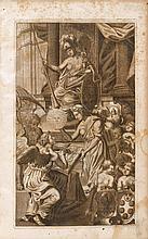 GENEALOGIE UND HERALDIK -Imhof, J. W. Historia Italiae et Hispaniae genealo
