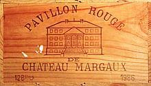 12 bts Bordeaux Margaux Château Pavillon Rouge du Château Margaux Second Vin 0.7