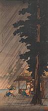 TAKAHASHI HIROAKI (SHÔTEI) (1871-1945).Both