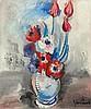 PAUL, GEN(1895 Paris 1975)Bouquet de tulipes et