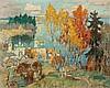 GORBATOV, KONSTANTIN IVANOVIC(Stavropol 1876 -