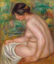 RENOIR, PIERRE AUGUSTE(Limoges 1841 - 1919