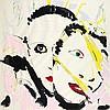 LUCIANO CASTELLI1951Japanisches Selbstportrait.