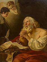 GAULLI, GIOVANNI BATTISTA genannt IL BACICCIO (UMKREIS) (Genu