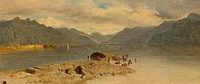 CALAME, ALEXANDRE(Vevey 1810 - 1864 Menton)Le