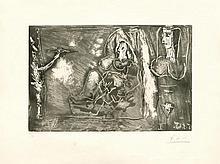 PICASSO, PABLO(Málaga 1881 - 1973 Mougins)Peintre