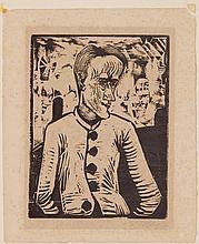 HECKEL, ERICH(Döbeln 1883 - 1970 Radolfzell)Der