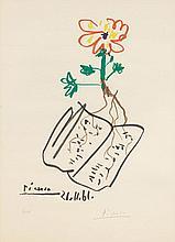 AFTER PICASSO, PABLO(Málaga 1881 - 1973