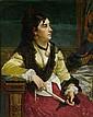PORTIELJE, JAN FREDERIK PIETER(Amsterdam 1829 -
