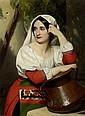 HESSE, ALEXANDRE(1806 Paris 1879)Italienisches