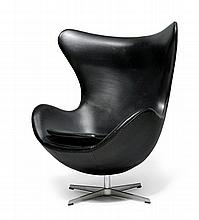 ARNE JACOBSEN(1902 - 1972)LOUNGE CHAIR, Modell