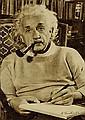Einstein, Albert, Physiker (1879-1955). Eigenh.