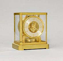 ATMOS CLOCK,Jaeger-Le-Coultre.Brass.Rectangular
