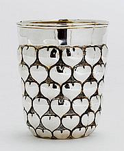 HEART BEAKER,after 1900.On a round stand with