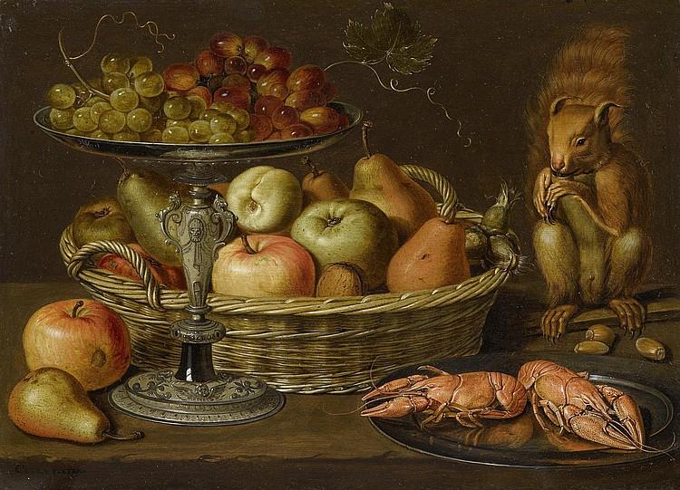 PEETERS, CLARA (Circa 1590 Antwerp circa 1659)