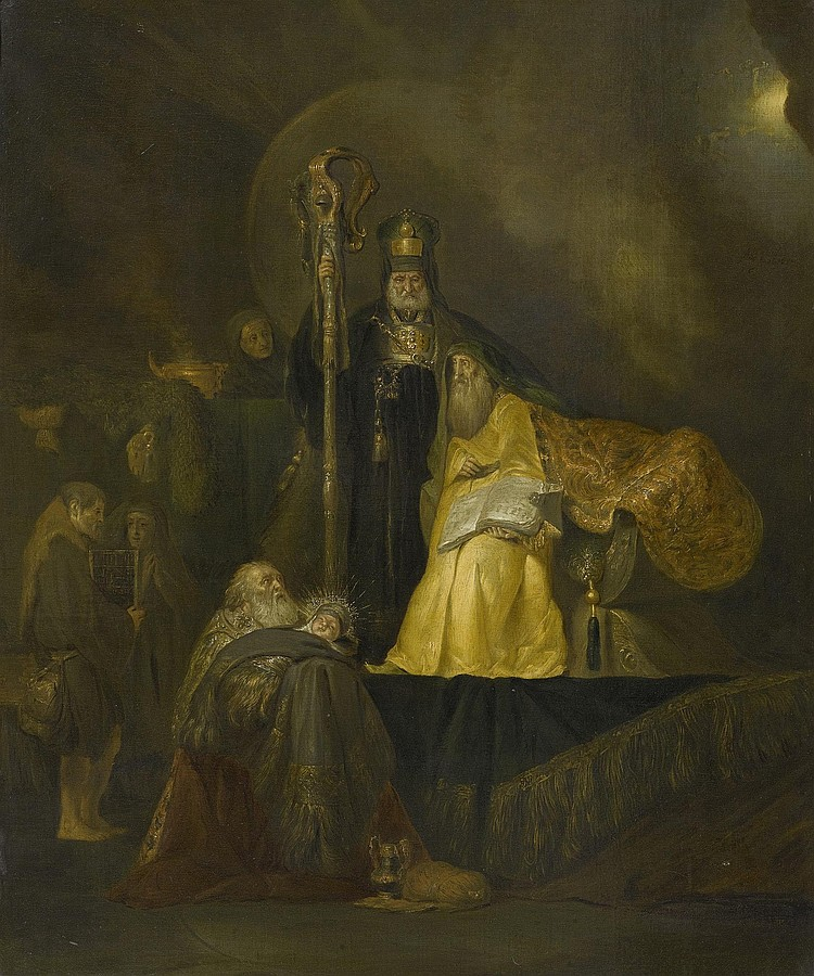DE GELDER, AERT (ATTRIBUTED TO) (1645 Dordrecht