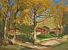 HODEL, ERNST(Bern 1881 - 1955 Luzern)Hasliberg im