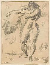 GIMMI, WILHELM(Zürich 1886 - 1965 Chexbres)Skizze: