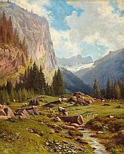 GEISSER, JOHANN JOSEPH(Altstetten 1824 - 1894