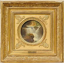 Attributed to CALAME, ALEXANDRE(Vevey 1810 - 1864