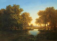 CALAME, ALEXANDRE (UMKREIS)(Corsier-sur-Vevey 1810
