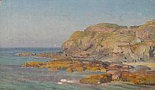 CALAME, ARTHUR(1843 Geneva 1919)Landscape on the