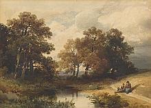 CALAME, ALEXANDRE (ZUGESCHRIEBEN)(Vevey 1810 -