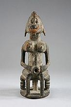 DOGON FIGUR Mali. H 41 cm. Provenienz: - Jean