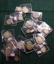 A selection of pre-WWII coins (all silver)