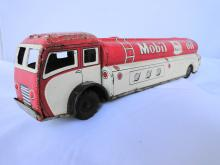 MOBIL OIL FRICTION TRUCK 9