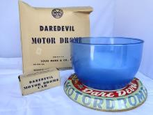 MARX DAREDEVIL MOTOR DOME W/BOX