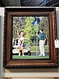Golf Giclee on Canvas
