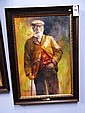 Old Tom Morris Giclee on Canvas