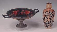An early 20th century Moorcroft Pomegranate