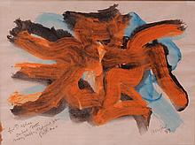 Stanley William Hayter (1901-1988) - For Daphne on