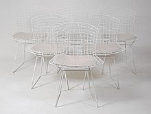 Harry Bertoia for Knoll International - a set of