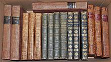 SCOTT Sir Walter, Ivanhoe, 1820, 3vols, maroon