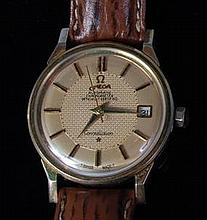 A gents Omega Constellation automatic chronometer,