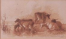 Thomas Sidney Cooper (1803-1902) - Cattle