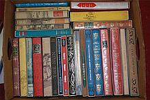 Collection of Folio Society books (34)