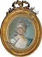 Ecole française du XVIIIème siècle Dame de qualité
