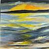 Jim WHITLOCK (b.1944), Oil on canvas, 'Mounts Bay Sunrise', Inscribed on la, Jim F. Whitlock, £500