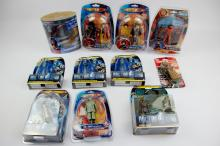 Collection of Doctor Who Actions Figures, Ephemera