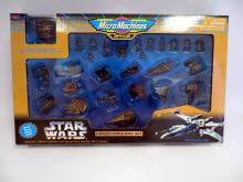 Star Wars Micro Machines Collector's Gift Set