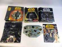 Complete Official Star Wars Figurine Collection