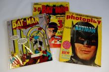 Batman Albums, 1960s