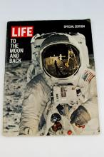 Life Magazine, Special Edition, To The Moon & Back