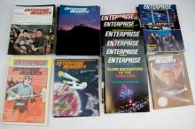 Enterprise (Star Trek) Magazines to Include No 1